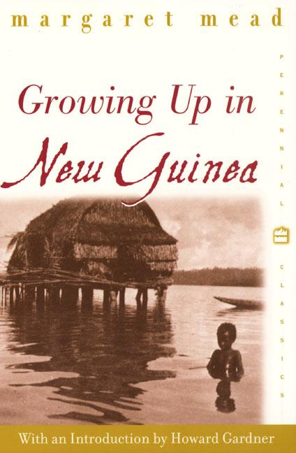 Growing Up in New Guinea: A Comparative Study of Primitive Education als Taschenbuch
