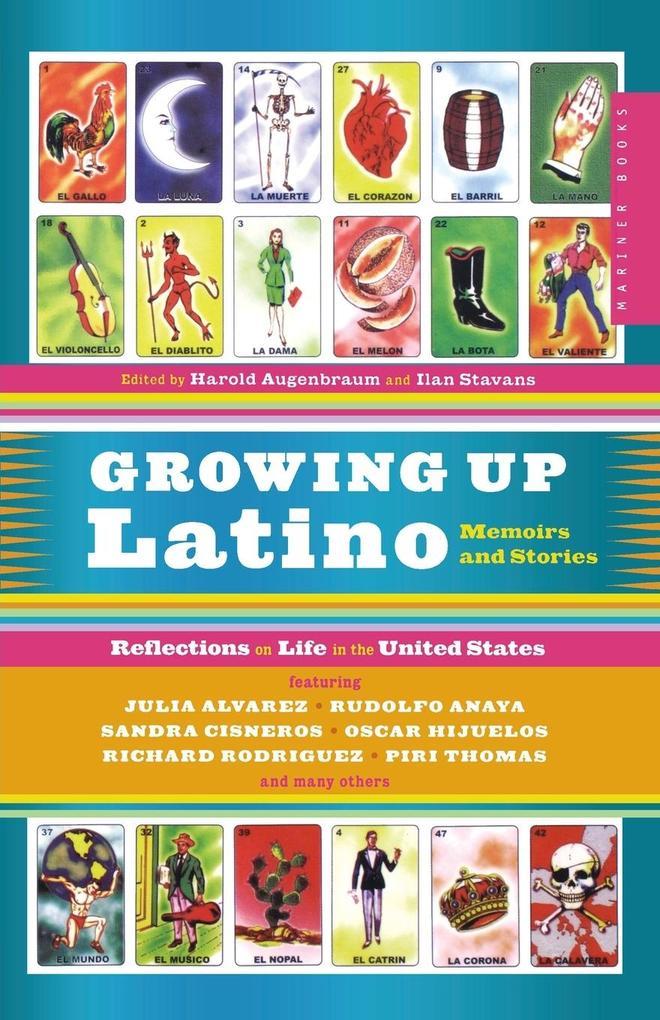 Growing Up Latino als Taschenbuch