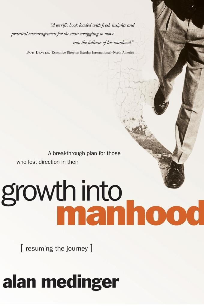 Growth Into Manhood als Buch