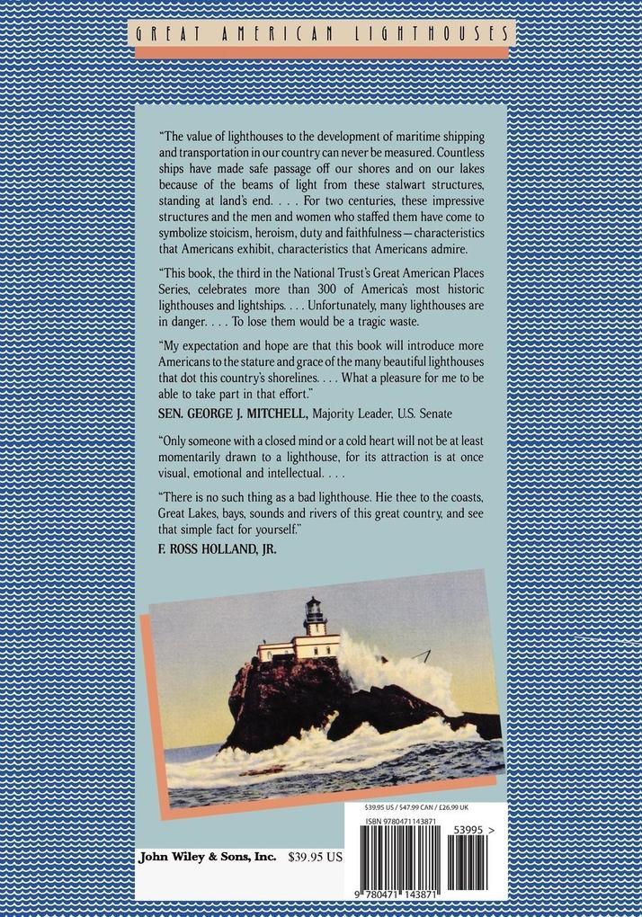 Great American Lighthouses als Taschenbuch