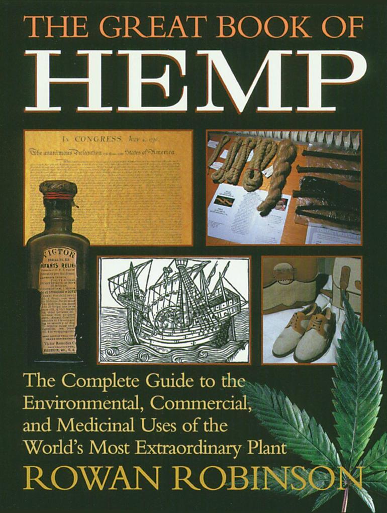 Great Book of Hemp als Taschenbuch