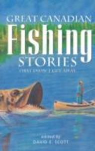 Great Canadian Fishing Stories als Taschenbuch