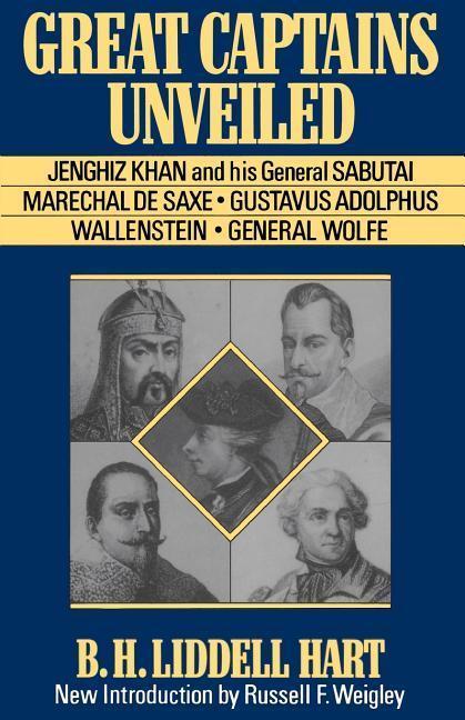 Great Captains Unveiled als Taschenbuch