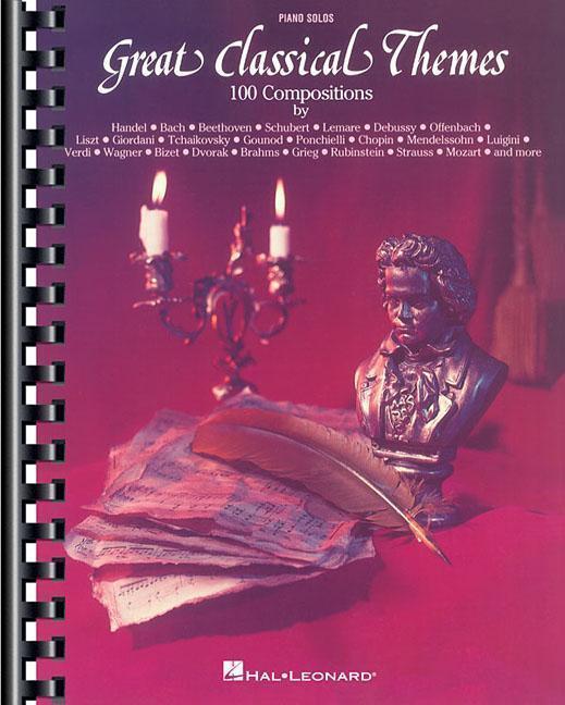 Great Classical Themes - Lower Intermediate als Taschenbuch