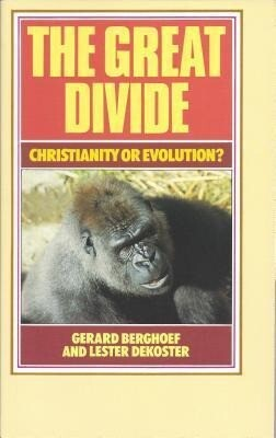 The Great Divide: Christianity or Evolution? als Taschenbuch