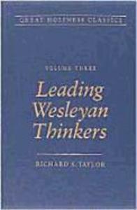 Leading Wesleyan Thinkers: Volume 3 als Buch