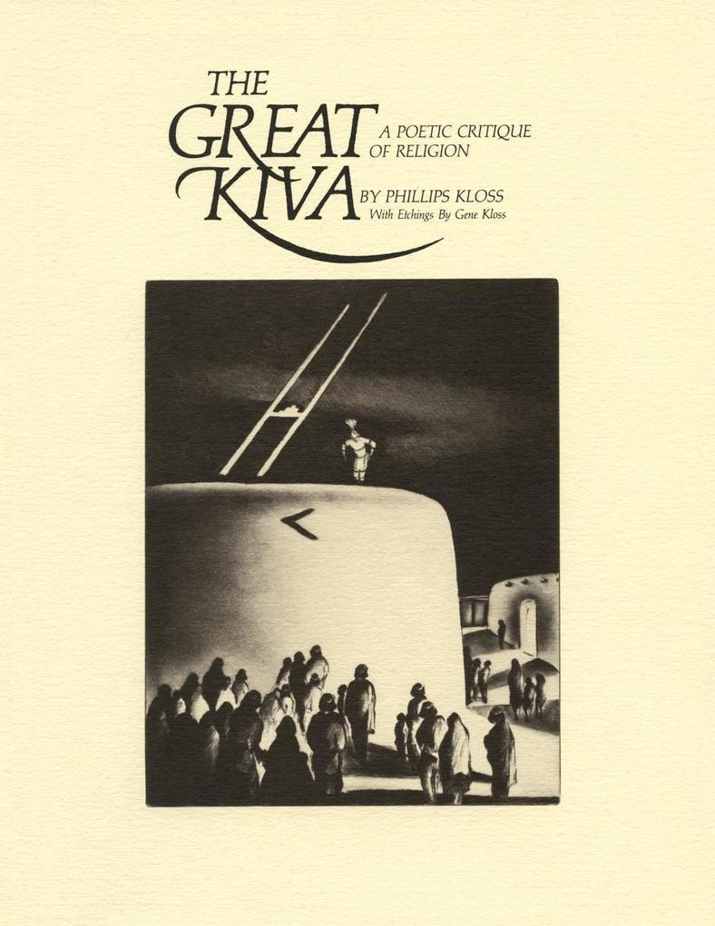 The Great Kiva als Taschenbuch