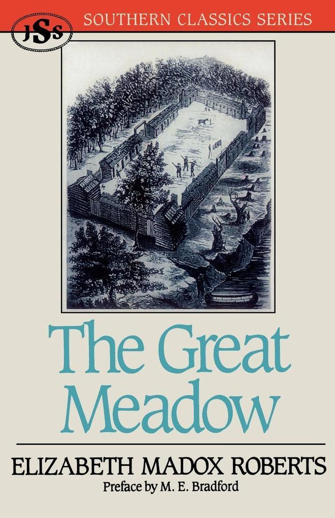 The Great Meadow als Taschenbuch