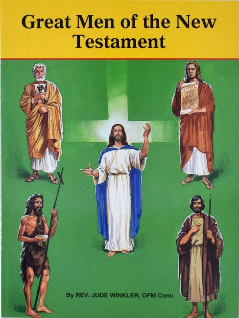 Great Men of the New Testament als Taschenbuch