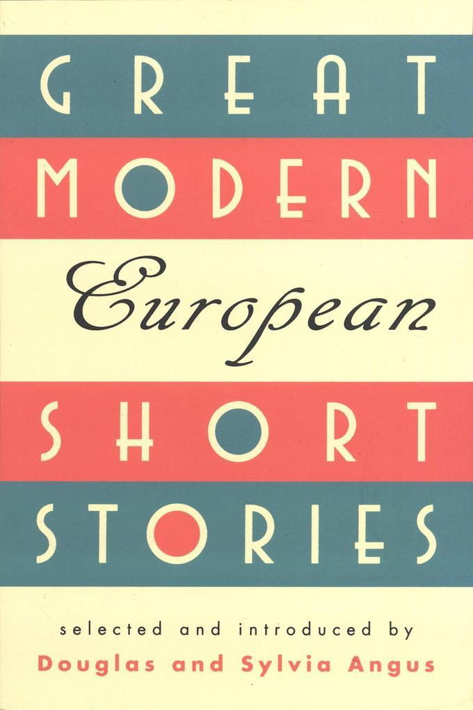 Great Mod Euro Short Stories als Taschenbuch