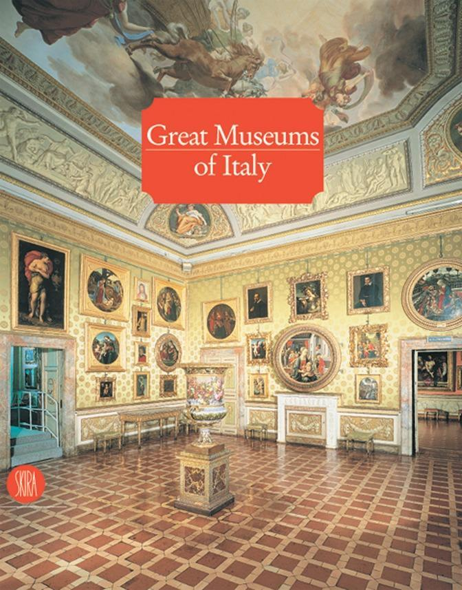 Great Museums of Italy als Buch