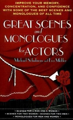 Great Scenes and Monologues for Actors als Taschenbuch