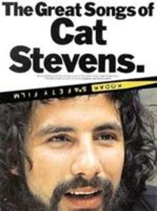 The Great Songs of Cat Stevens als Taschenbuch