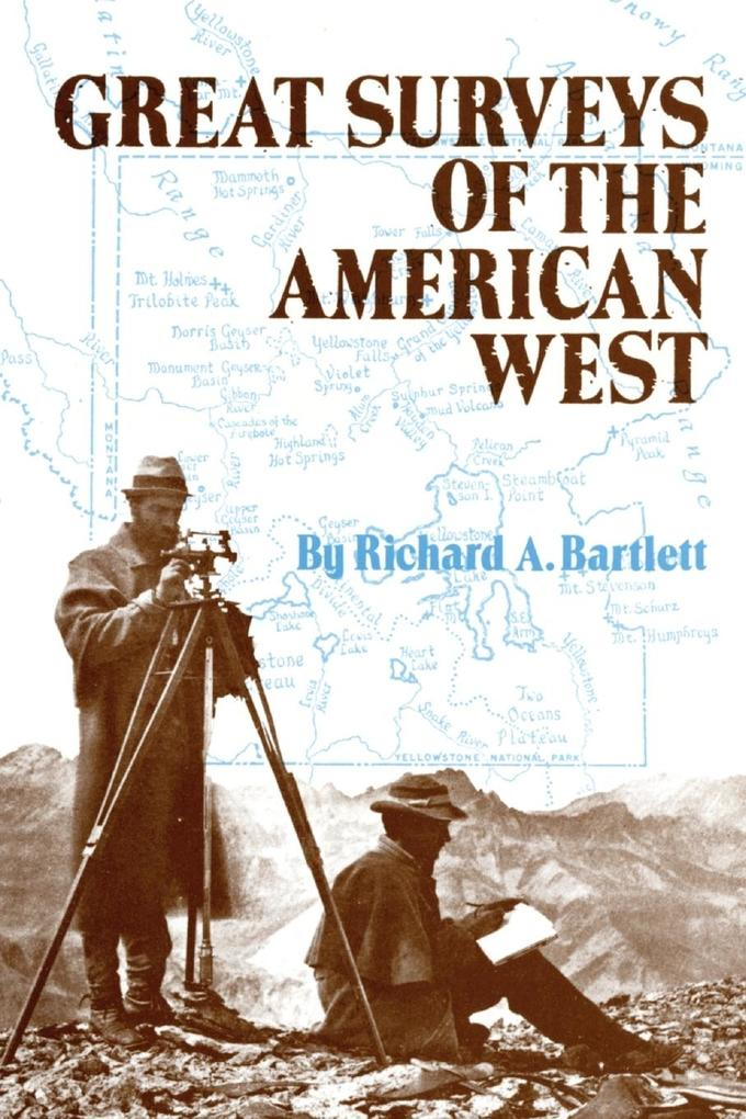Great Surveys of the American West als Taschenbuch