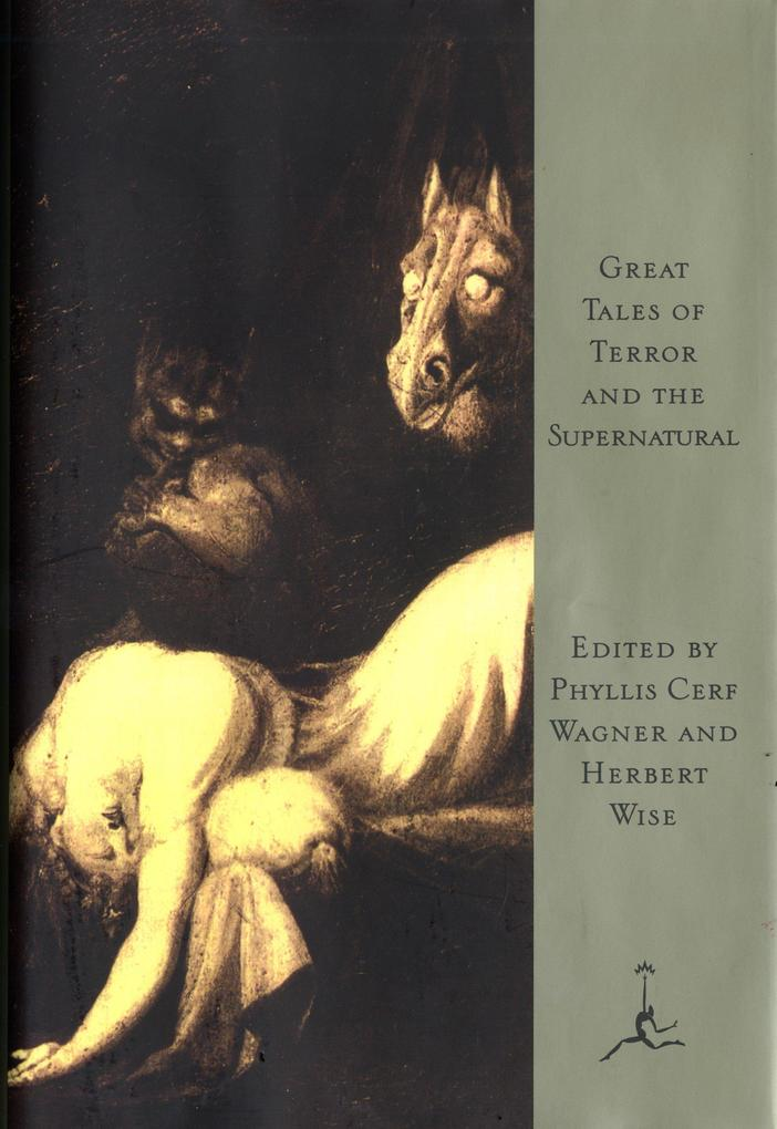 Great Tales of Terror and the Supernatural als Buch