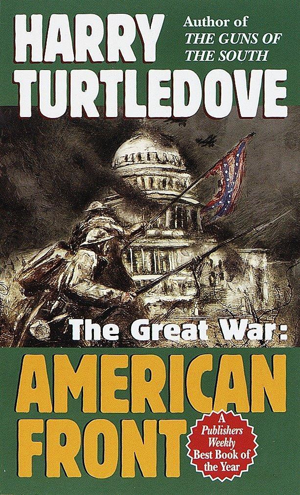 American Front (the Great War, Book One) als Taschenbuch
