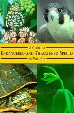 Guide to Endangered and Threatened Species in Virginia als Taschenbuch