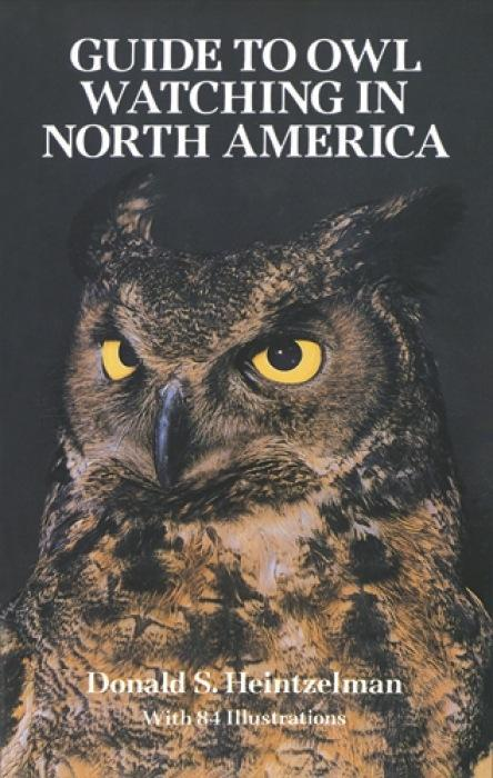 The Guide to Owl Watching in North America als Taschenbuch