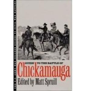Guide to the Battle of Chickamauga als Taschenbuch