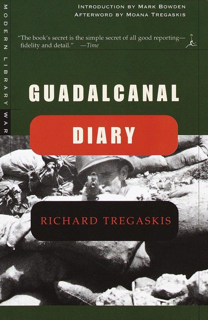Guadalcanal Diary als Taschenbuch