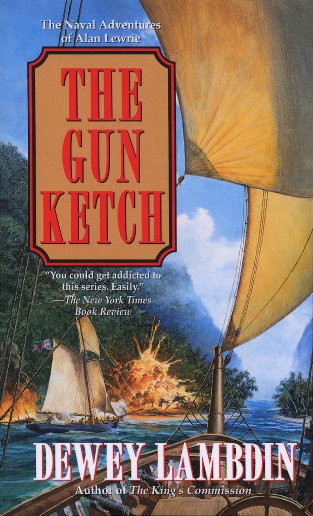 Gun Ketch als Buch