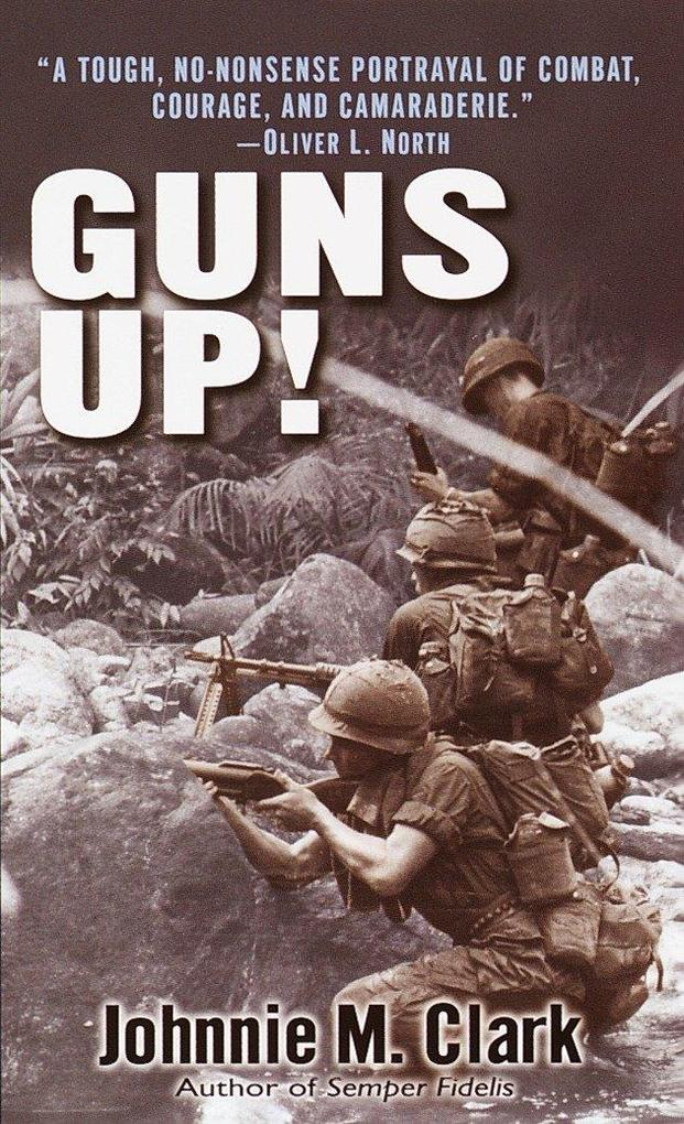 Guns Up!: A Firsthand Account of the Vietnam War als Taschenbuch