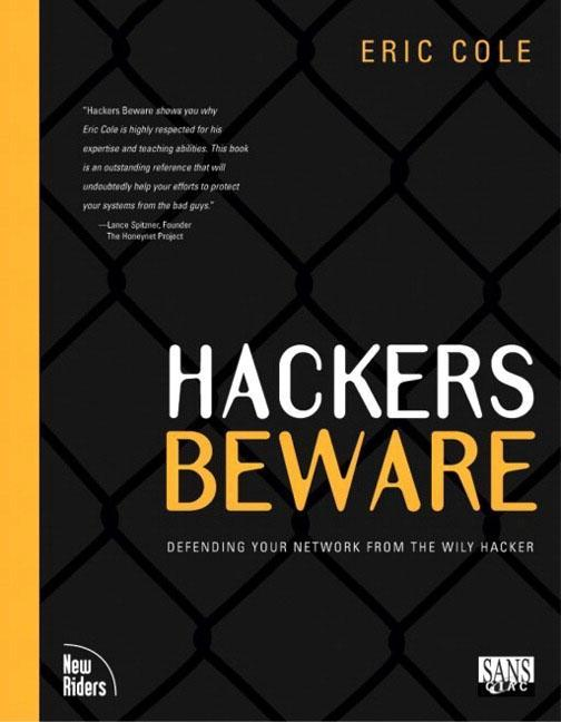 Hackers Beware: The Ultimate Guide to Network Security als Taschenbuch