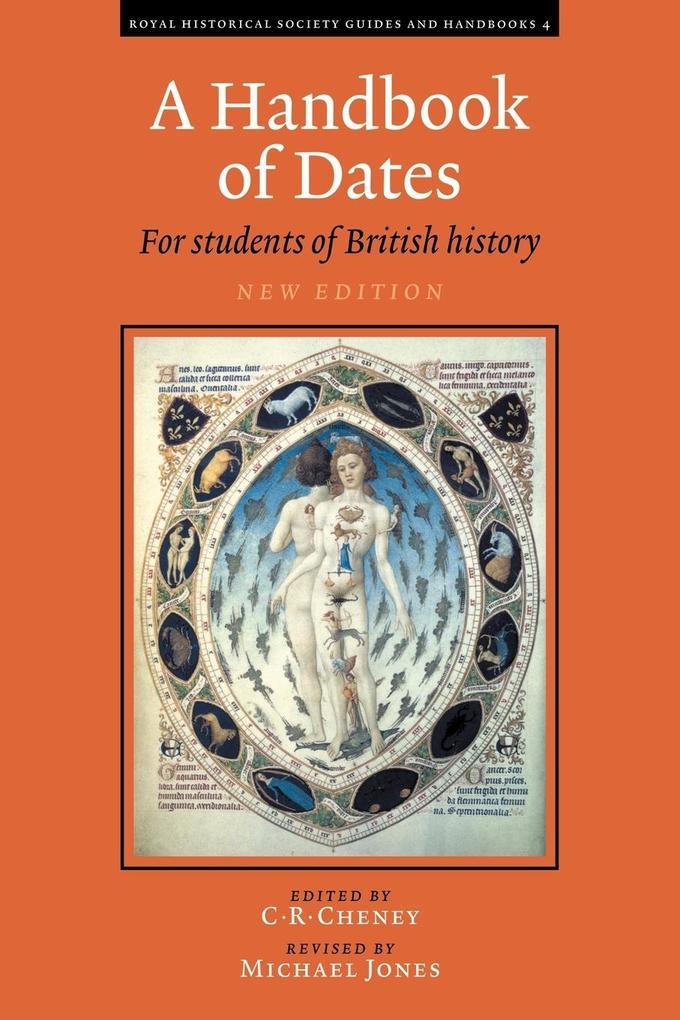 A Handbook of Dates als Buch