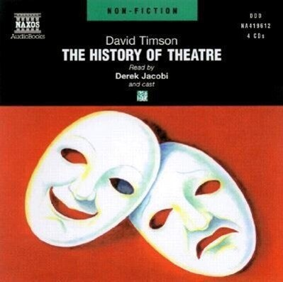 The History of Theatre als Hörbuch
