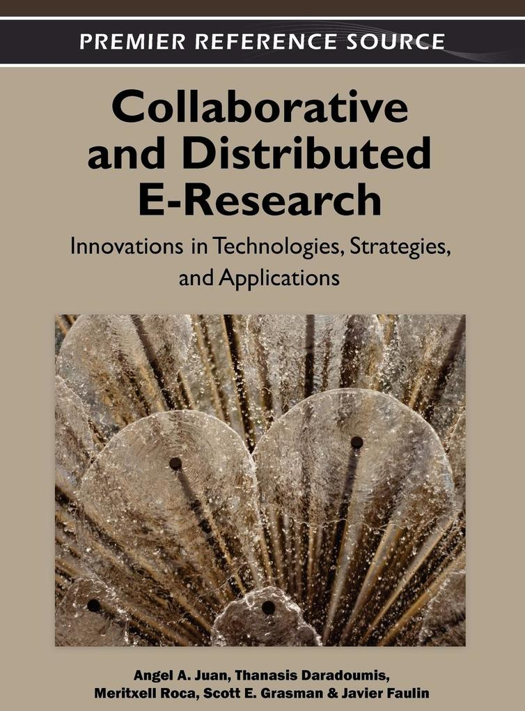 Collaborative and Distributed E-Research