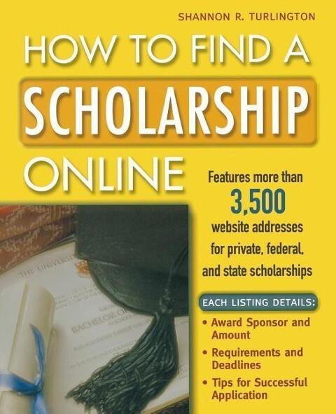 How to Find a Scholarship Online als Taschenbuch
