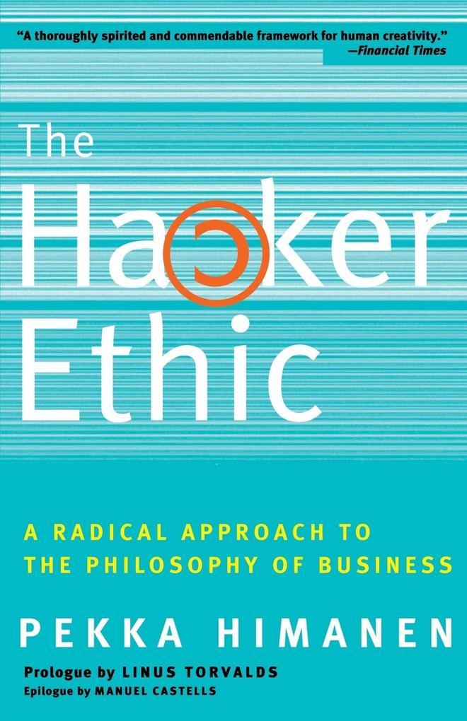 The Hacker Ethic als Taschenbuch