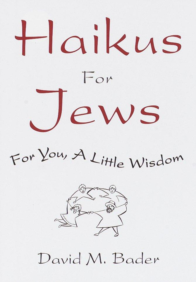 Haikus for Jews: For You, a Little Wisdom als Buch