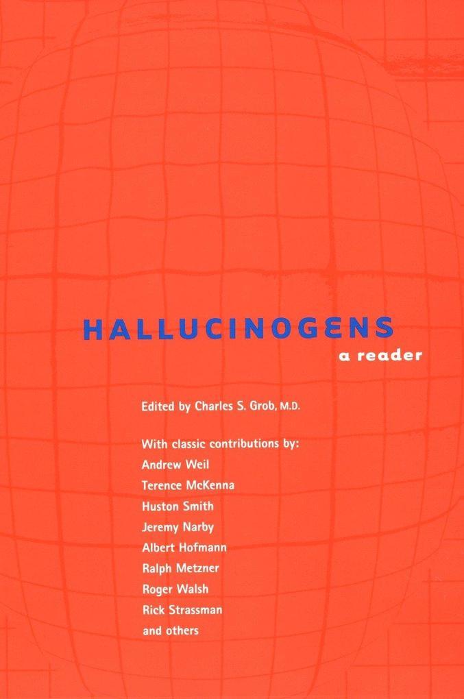 Hallucinogens: A Reader als Taschenbuch
