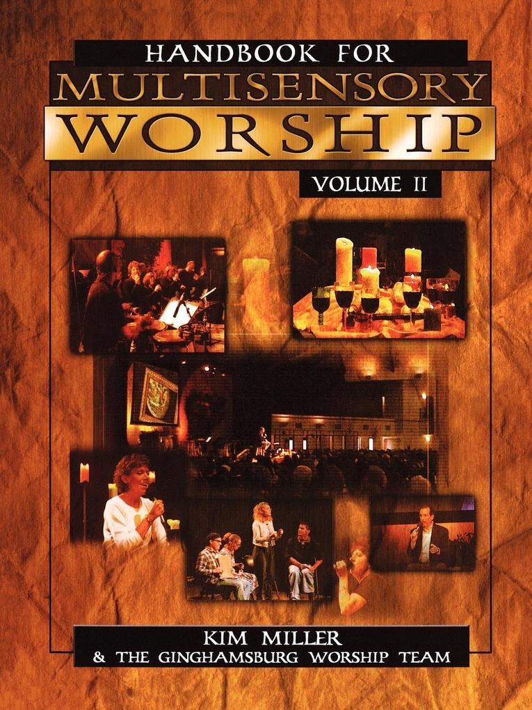 Handbook for Multisensory Worship Volume 2 als Taschenbuch