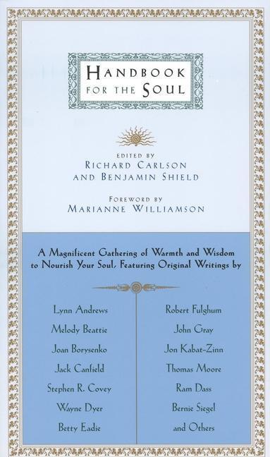 Handbook for the Soul als Taschenbuch