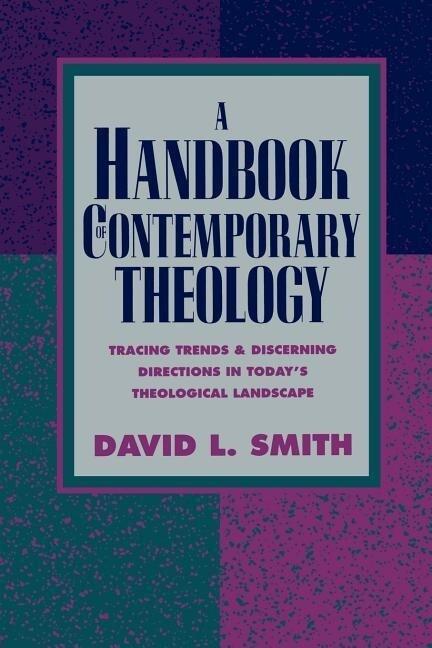 A Handbook of Contemporary Theology als Taschenbuch