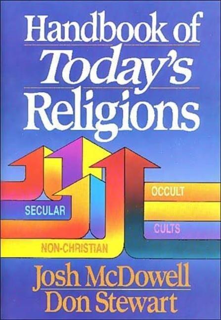 Handbook of Today's Religions als Buch