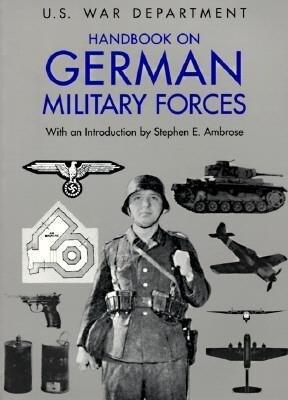 Handbook on German Military Forces als Taschenbuch
