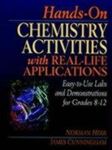 Hands-on Chemistry Activities with Real-Life Applications(Volume 2 in Physical Science Curriculum Library) als Taschenbuch