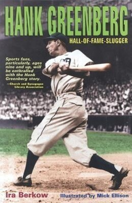 Hank Greenberg: Hall-Of-Fame Slugger als Taschenbuch