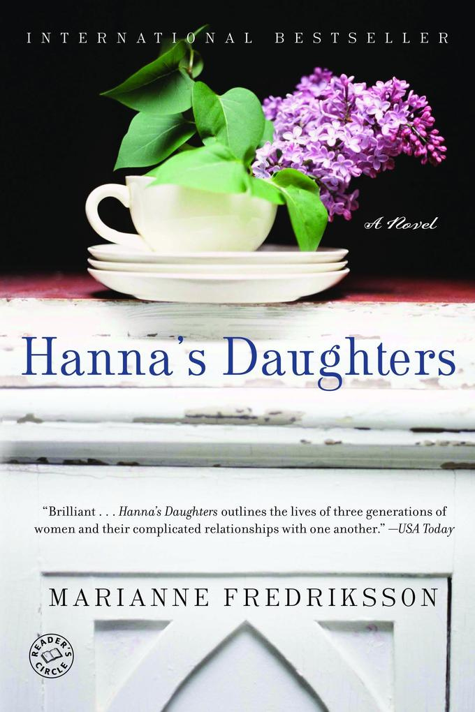 Hanna's Daughters: A Novel of Three Generations als Taschenbuch