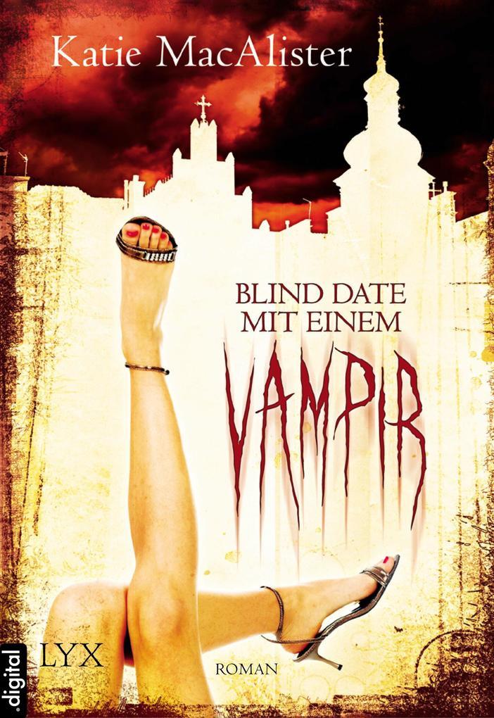 Blind Date mit einem Vampir als eBook
