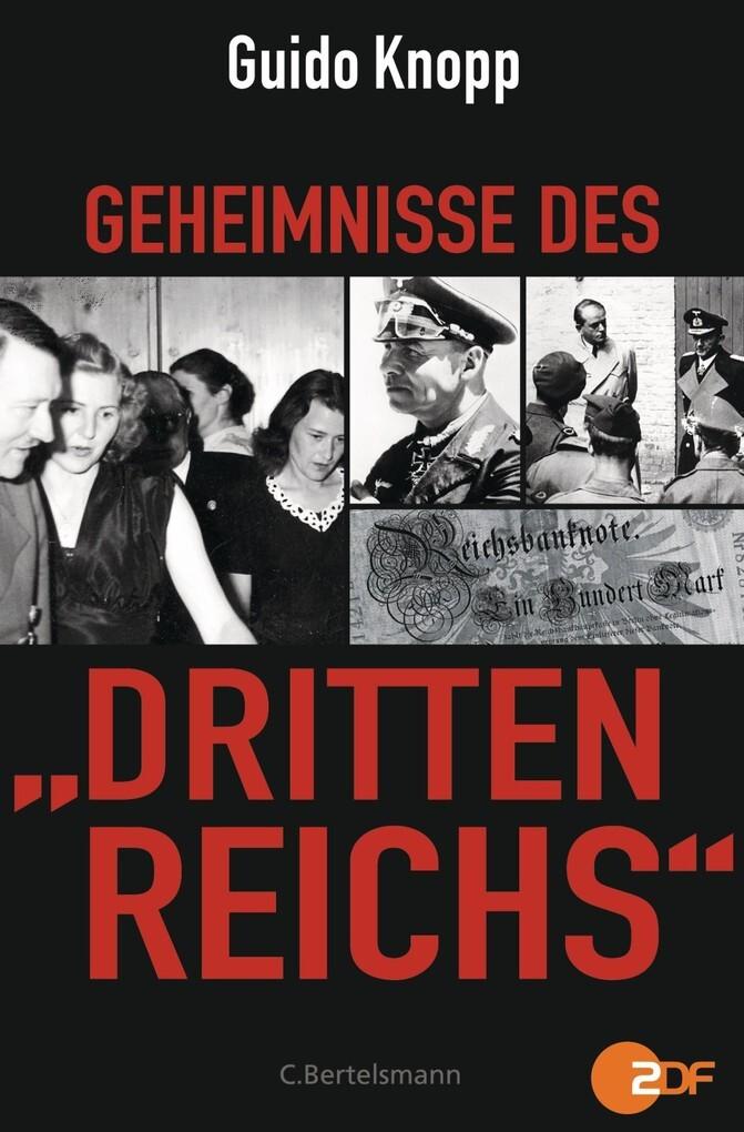 """Geheimnisse des """"Dritten Reichs"""" als eBook"""