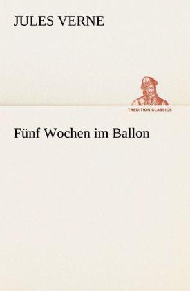 Fünf Wochen im Ballon als Buch