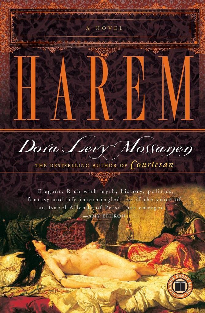 HAREM als Buch