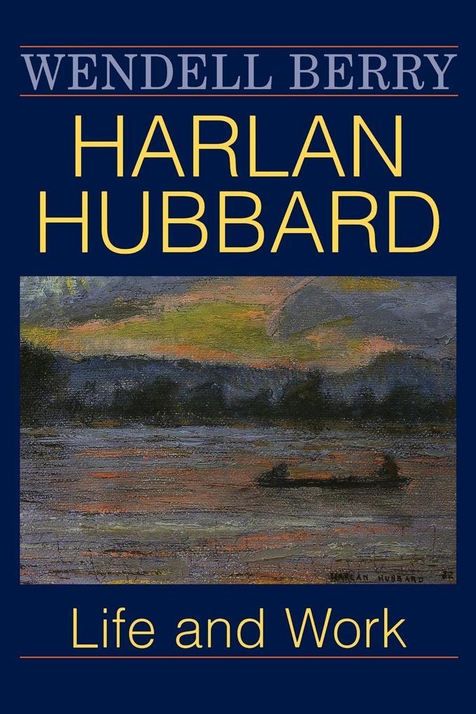 Harlan Hubbard als Taschenbuch