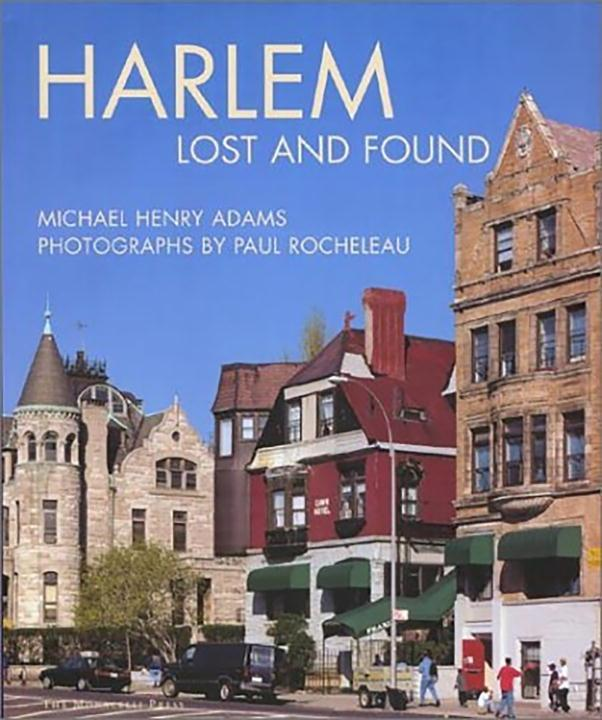 Harlem: Lost and Found als Buch