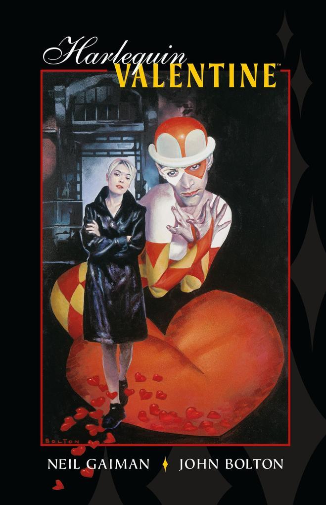 Harlequin Valentine als Buch