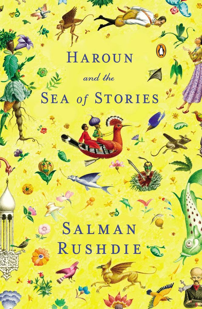 Haroun and the Sea of Stories als Taschenbuch